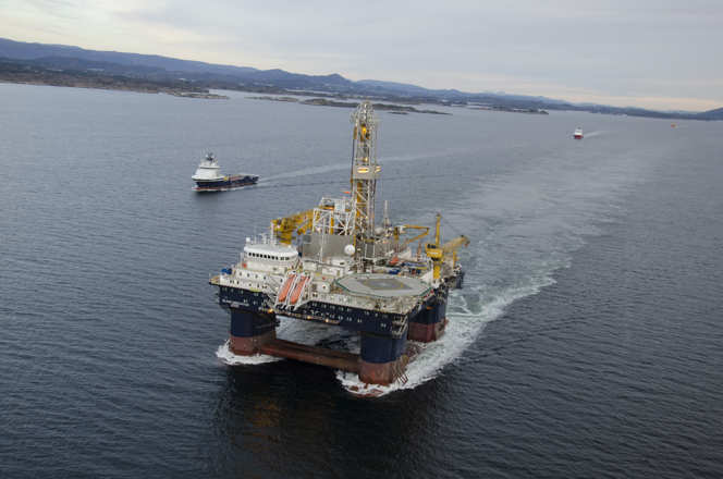 OMV hires Island Innovator rig for Norwegian operations