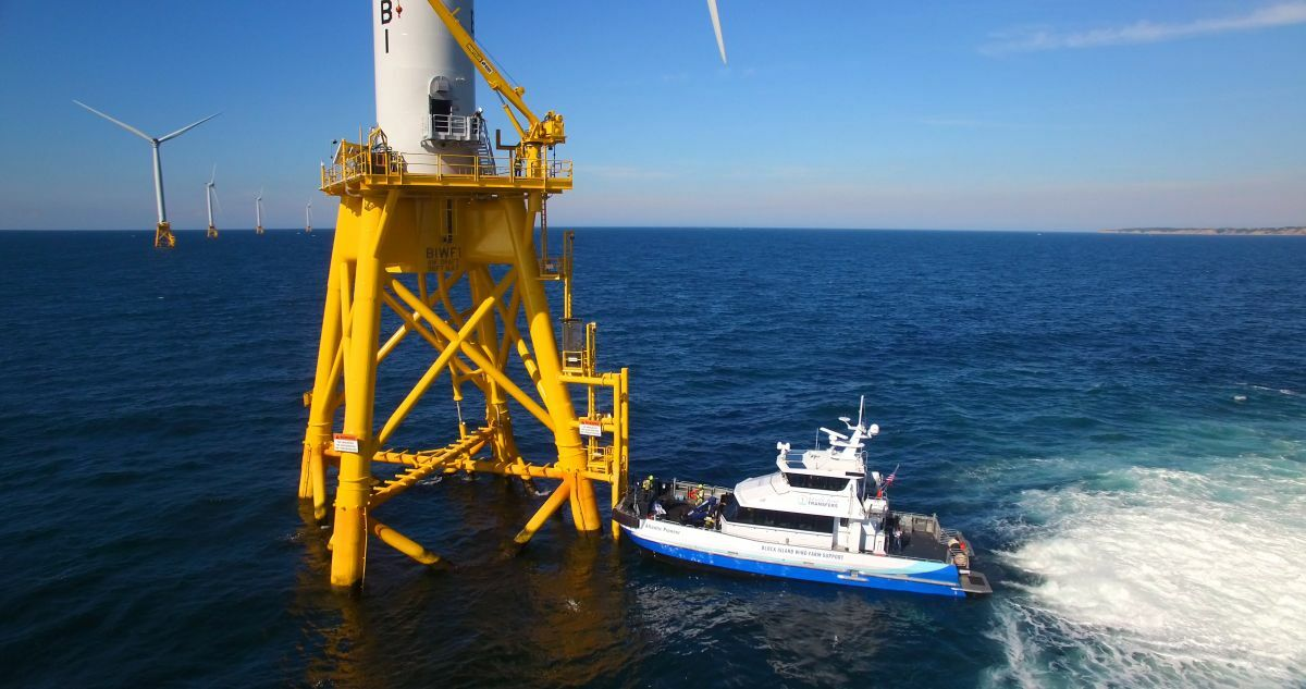 Offshore wind to propel post-pandemic US economy