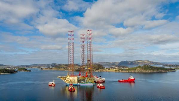 Aker BP cleared to use Maersk rig for Hod pilot hole