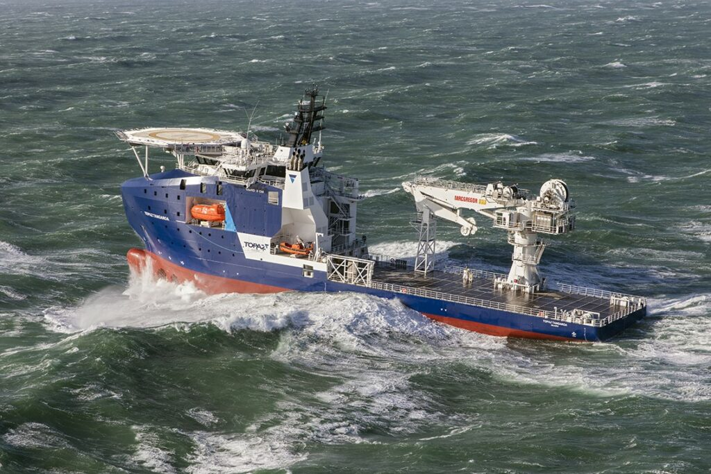 Van Oord Wins Major O&M Contract with Vattenfall