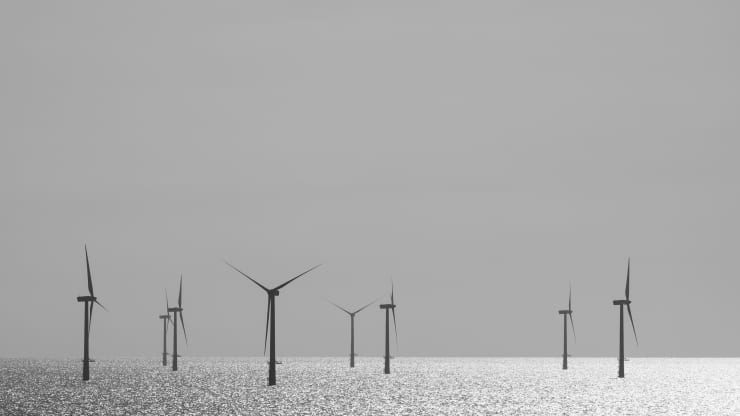 European energy giants team up to develop large-scale offshore wind project in North Sea